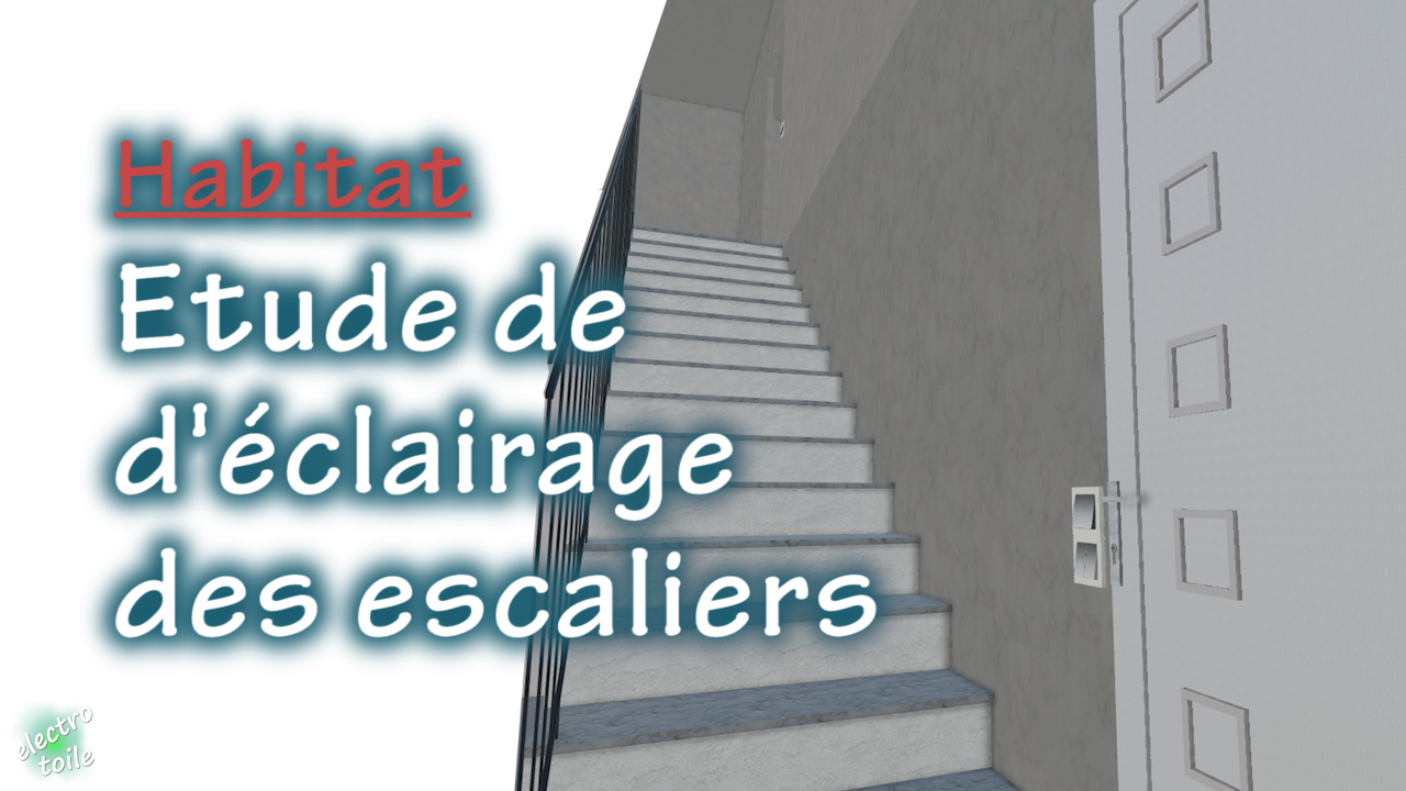 exercices schémas escaliers