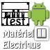 application Android - Test matériel éléectrique