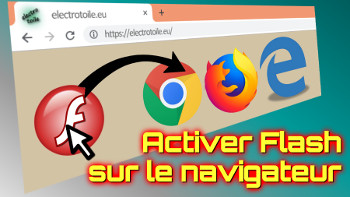 méthode pour activer flash player sur google chrome