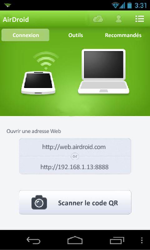 application AirDroid