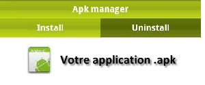 application APK MANAGER